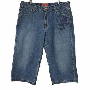 Levi's Denim Capri/Cropped Jeans (16)